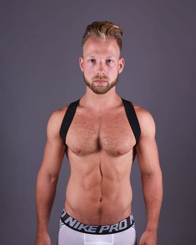 Black Sling Harness